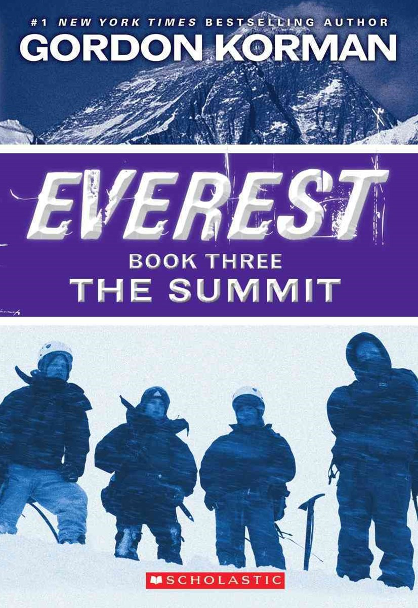 Everest Book Three: the Summit