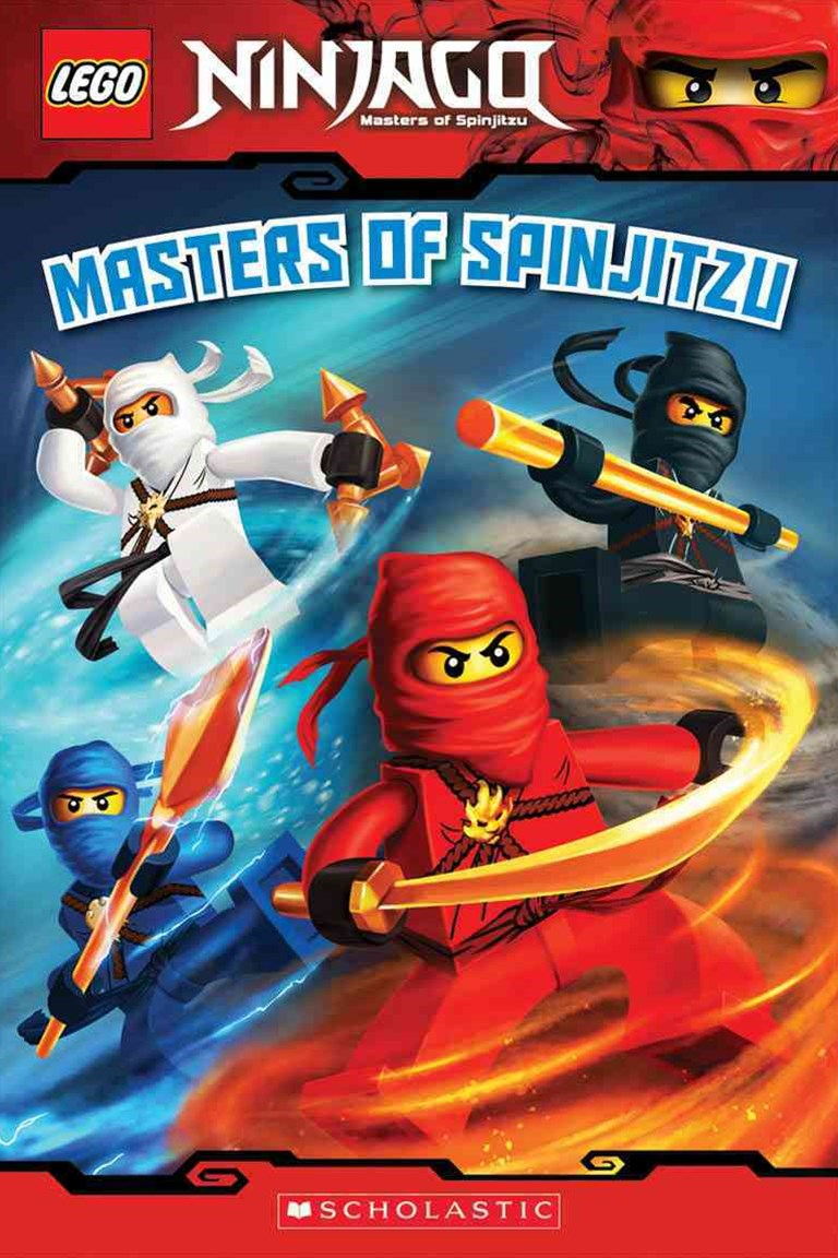 Masters of Spinjitzu