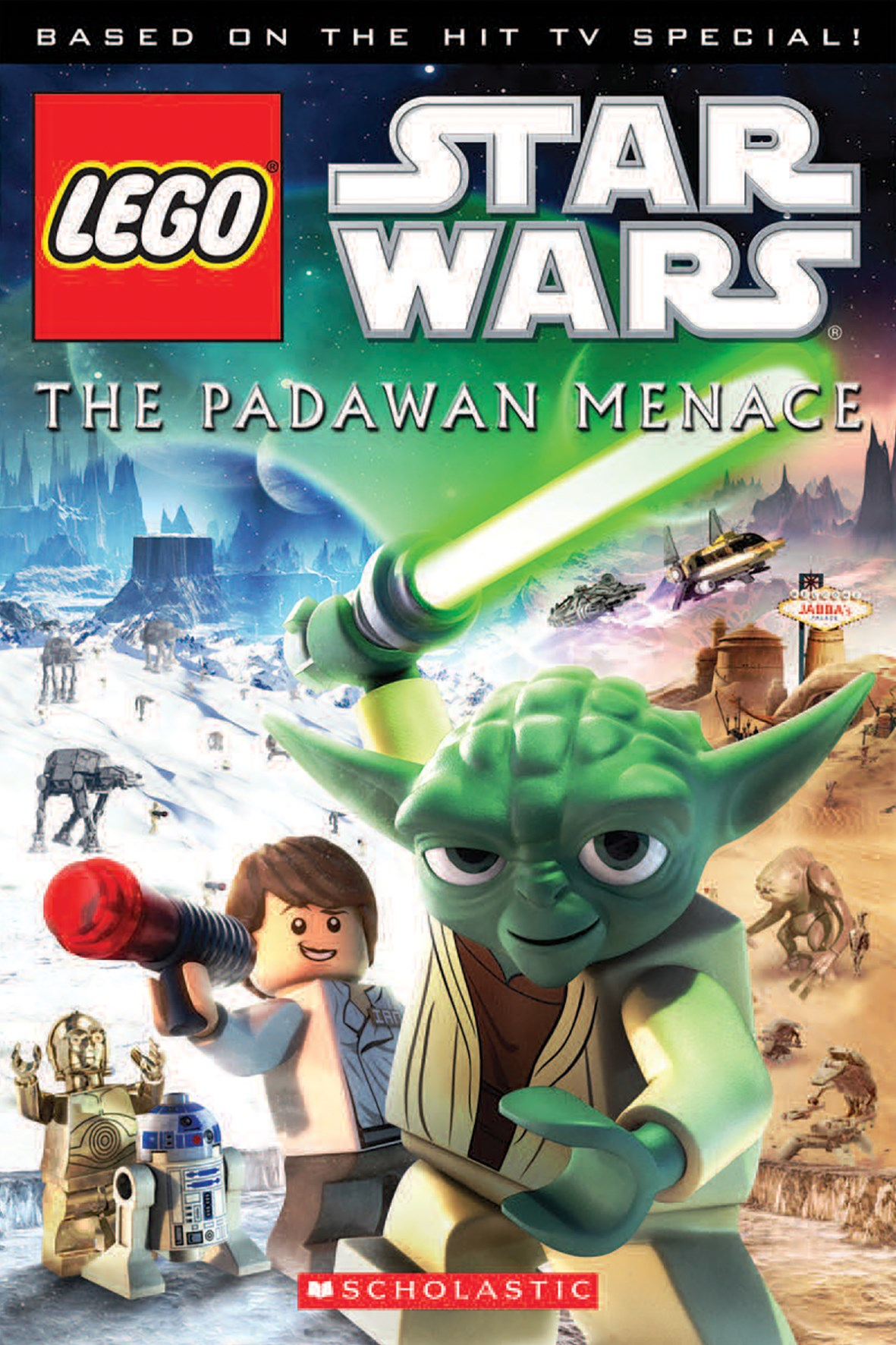 Lego Star Wars: Padawan Menace No Level