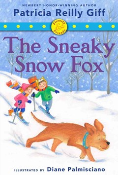 Fiercely and Friends: the Sneaky Snow Fox