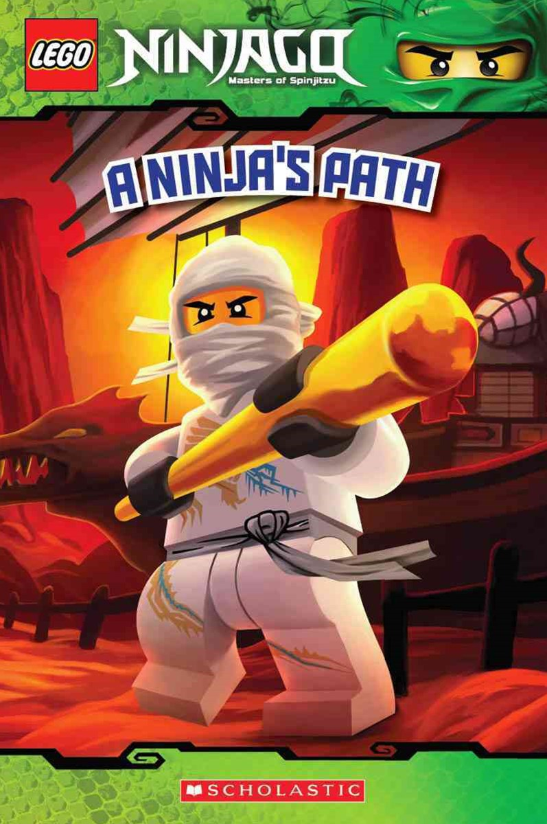 Lego Ninjago Reader: #5 A Ninja's Path No Level