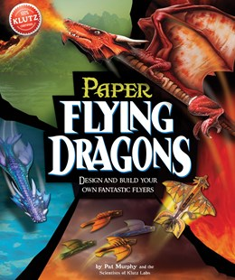Paper Flying Dragons Single by Pat Murphy, Anne Akers Johnson, Pat Murphy (9780545449366) - PaperBack - Children's Fiction Older Readers (8-10)