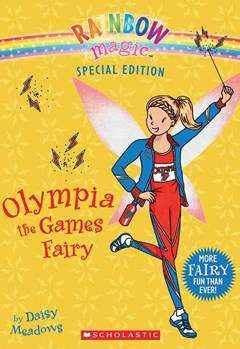 Rainbow Magic Special Edition: Olympia the Games Fairy