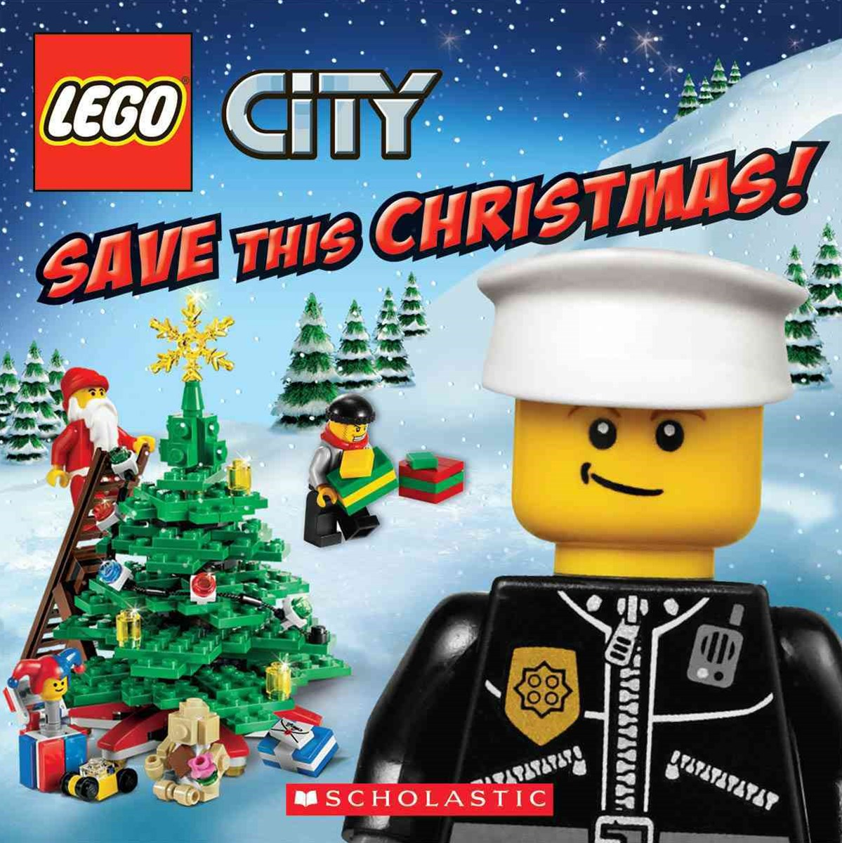 Lego City: Save This Christmas