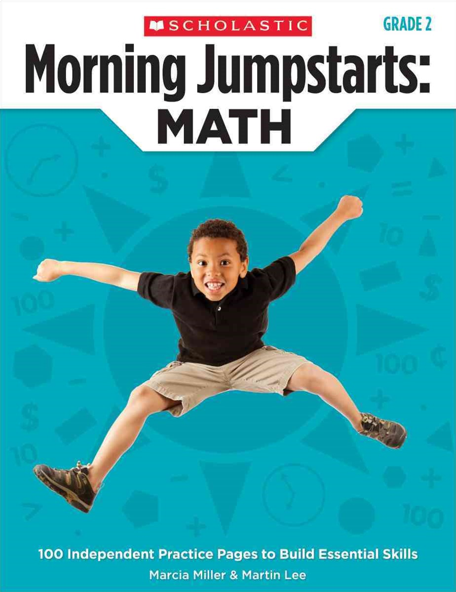 Morning Jumpstarts: Math (Grade 2)