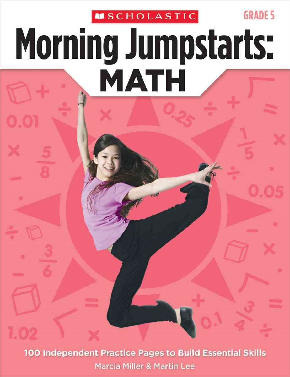 Morning Jumpstarts: Math (Grade 5)
