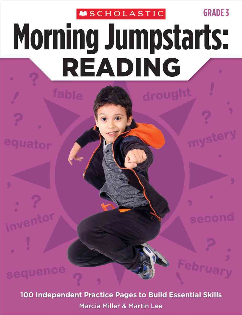Morning Jumpstarts: Reading (Grade 3)