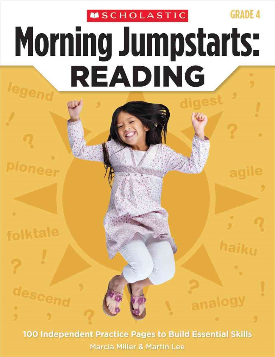 Morning Jumpstarts: Reading (Grade 4)