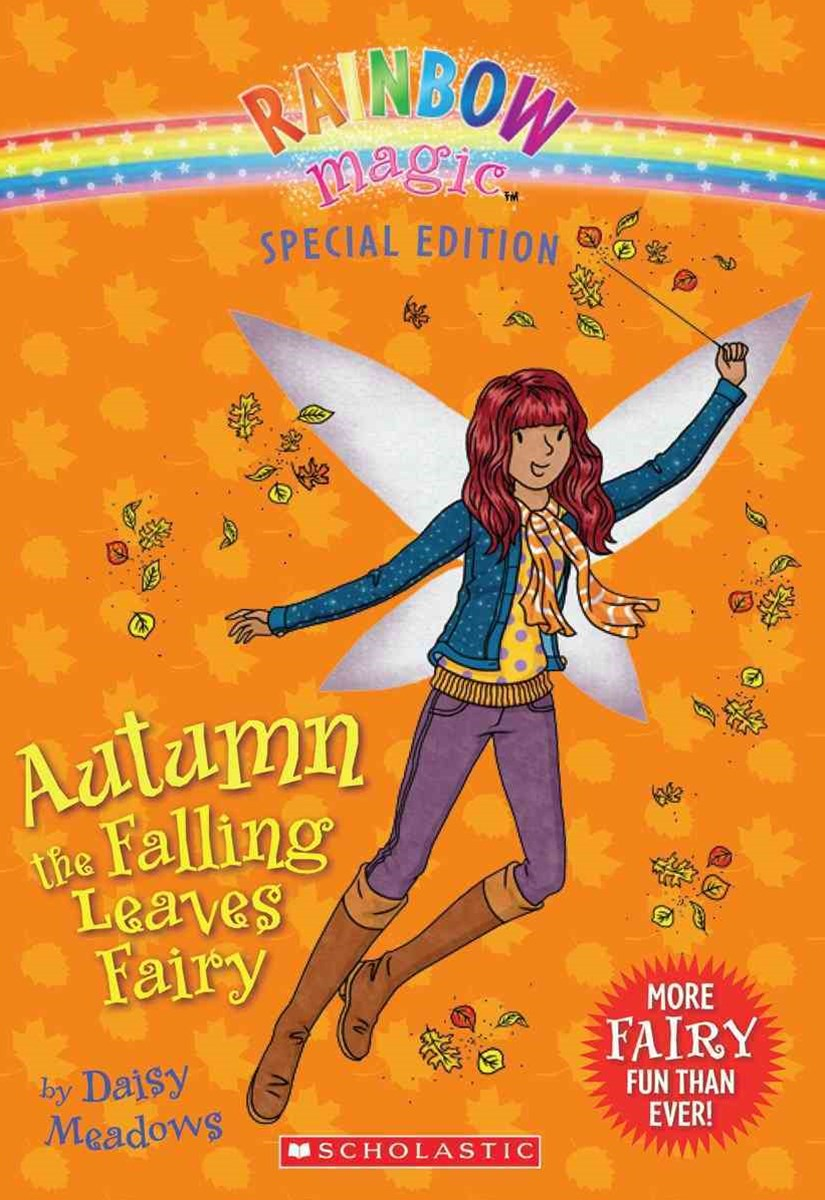Rainbow Magic Special Edition: Autumn the Falling Leaves Fairy