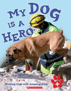 My Dog Is a Hero by Rebecca Camerena, Anita Ganeri (9780545495950) - PaperBack - Non-Fiction Animals