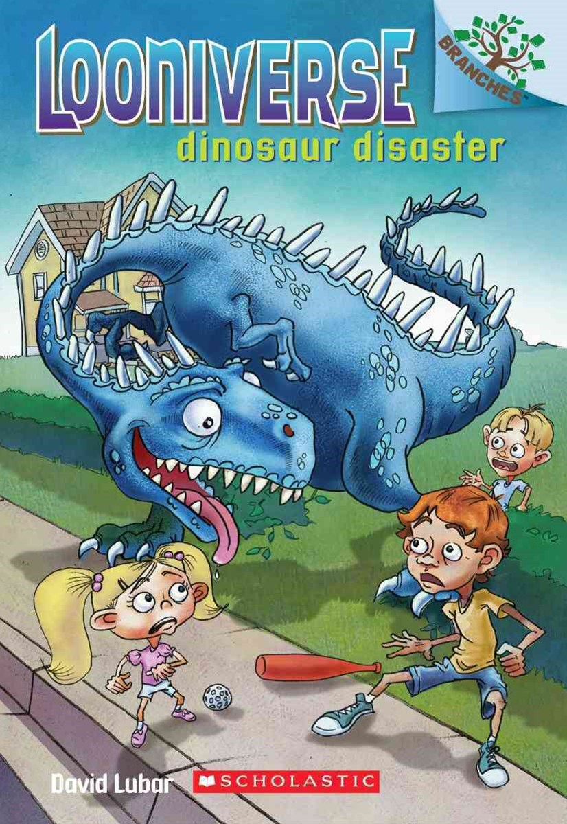 Dinosaur Disaster