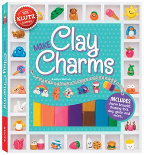 Make Clay Charms by Kaitlyn Nichols (9780545498562) - PaperBack - Non-Fiction Art & Activity