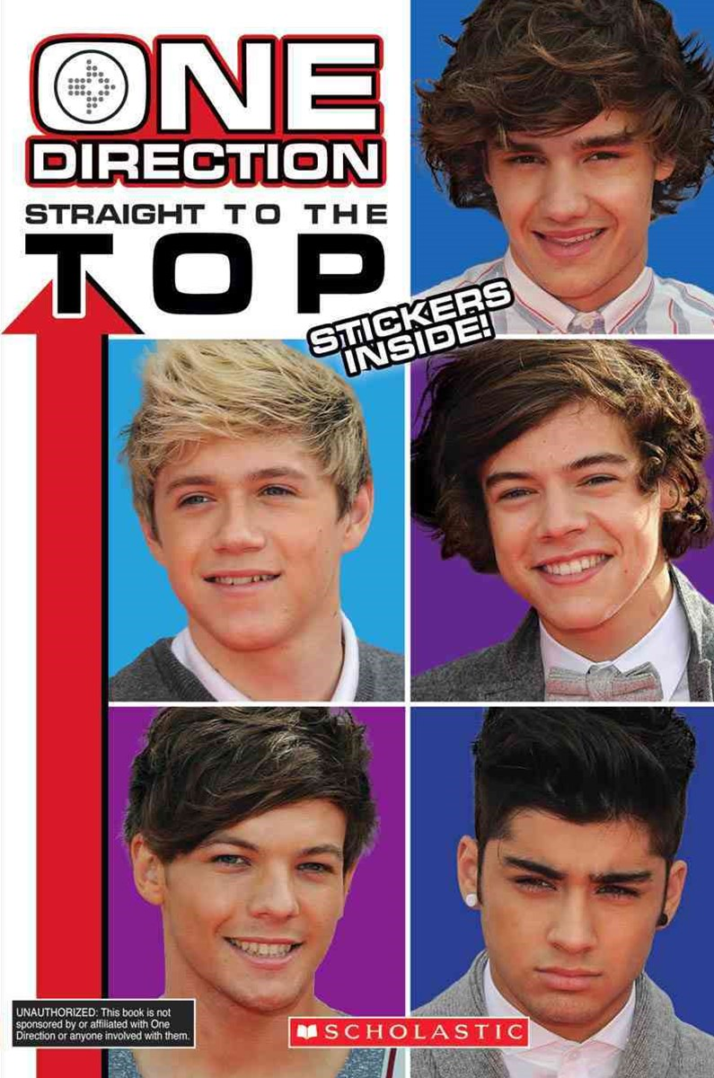 One Direction Straight To Top