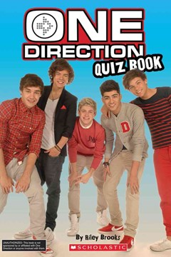 One Direction Quiz Book