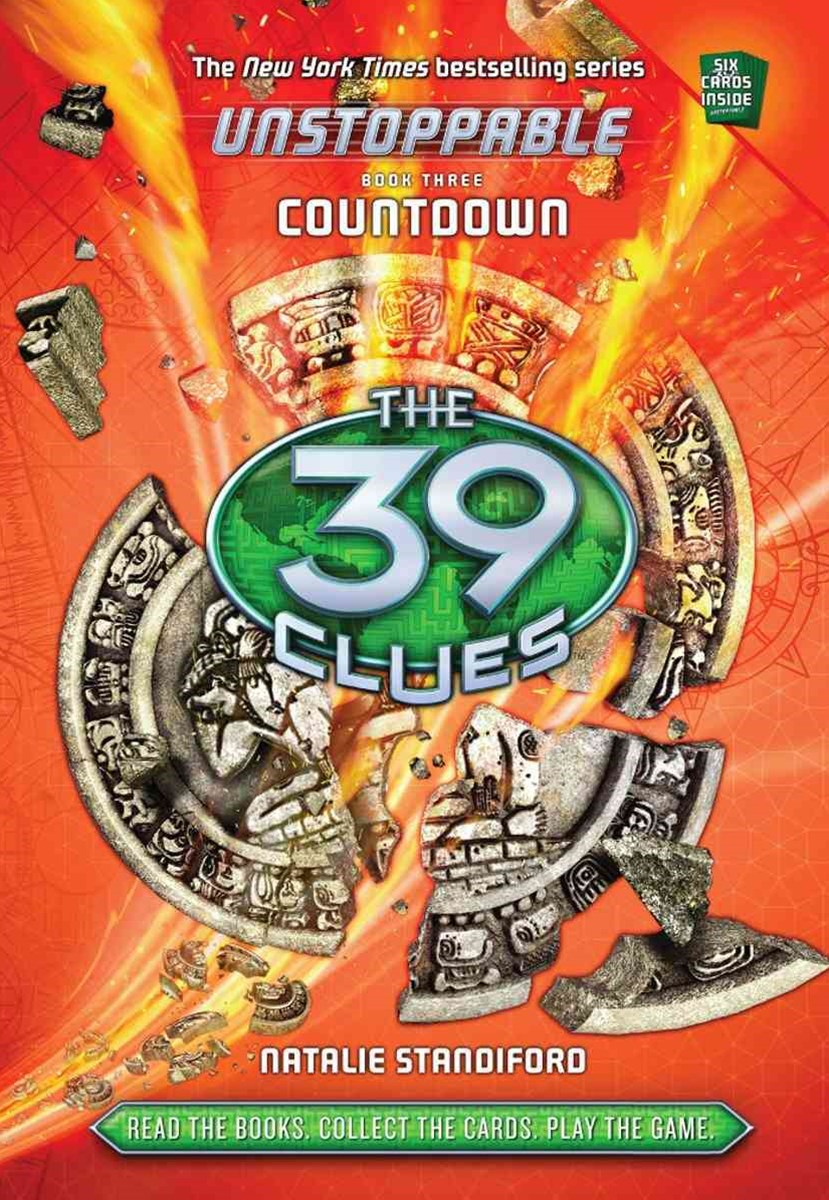 The 39 Clues Unstoppable: #3 Countdown