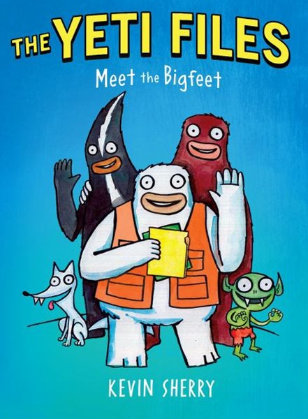 Yeti Files: Meet the Bigfeet