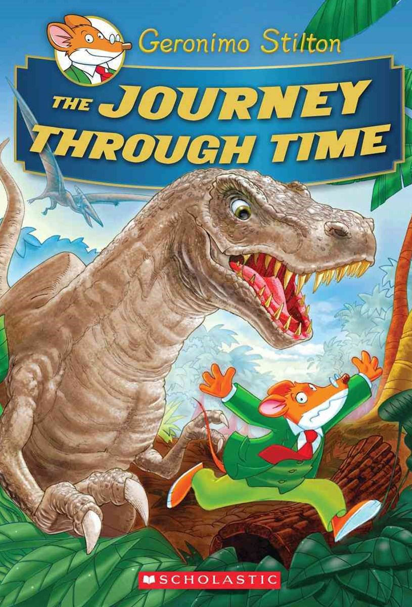 Geronimo Stilton Special Edition: Journey Through Time