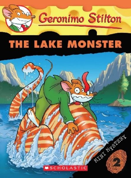 Geronimo Stilton: Mini Mystery #2: The Lake Monster