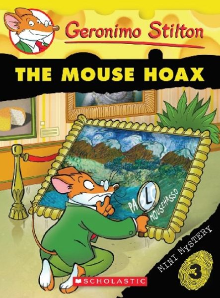 Geronimo Stilton: Mini Mystery: #3 The Mouse Hoax