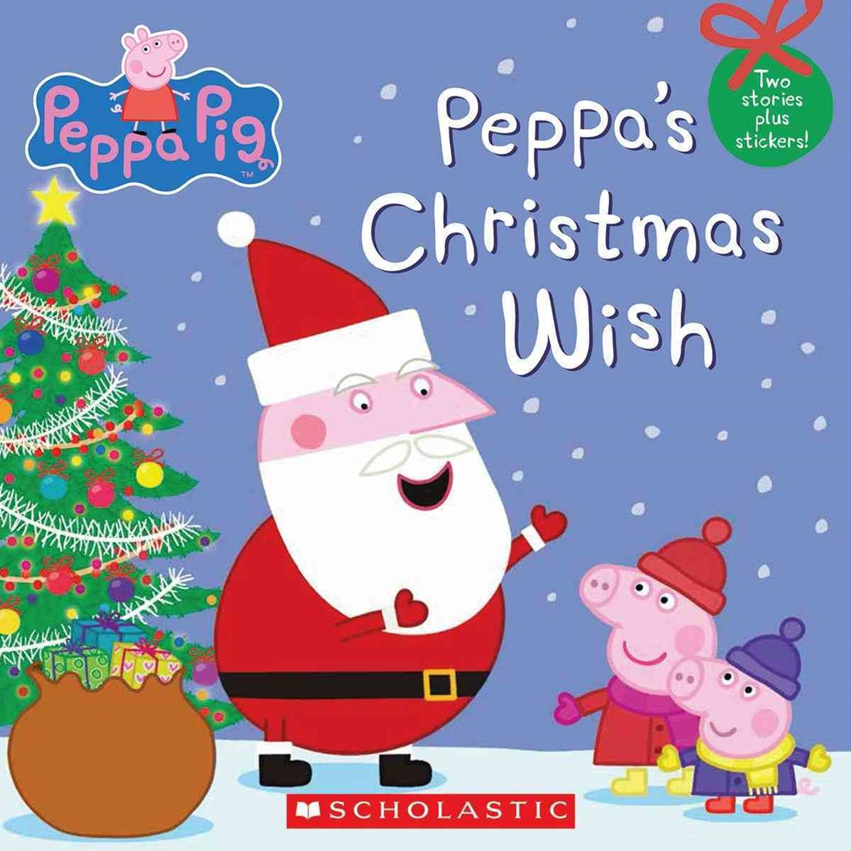 Peppa's Christmas Wish