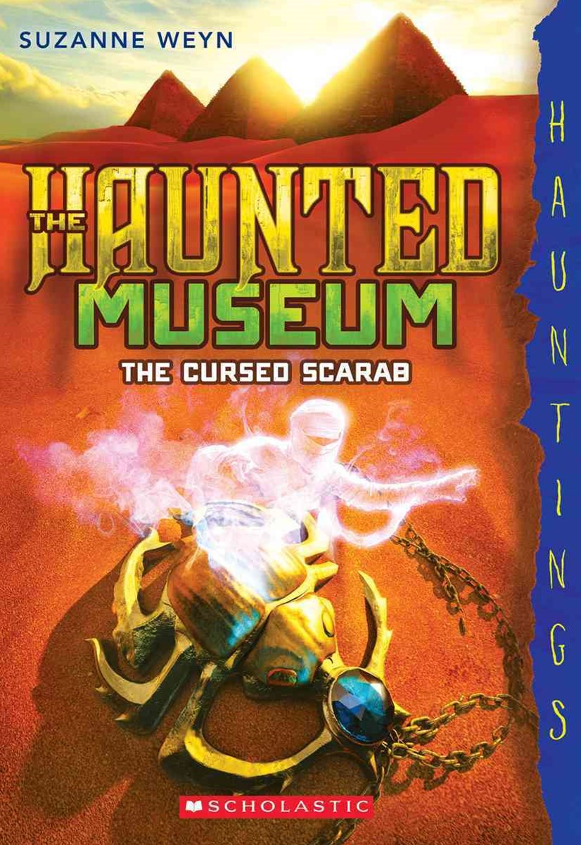 The Haunted Museum - The Cursed Scarab