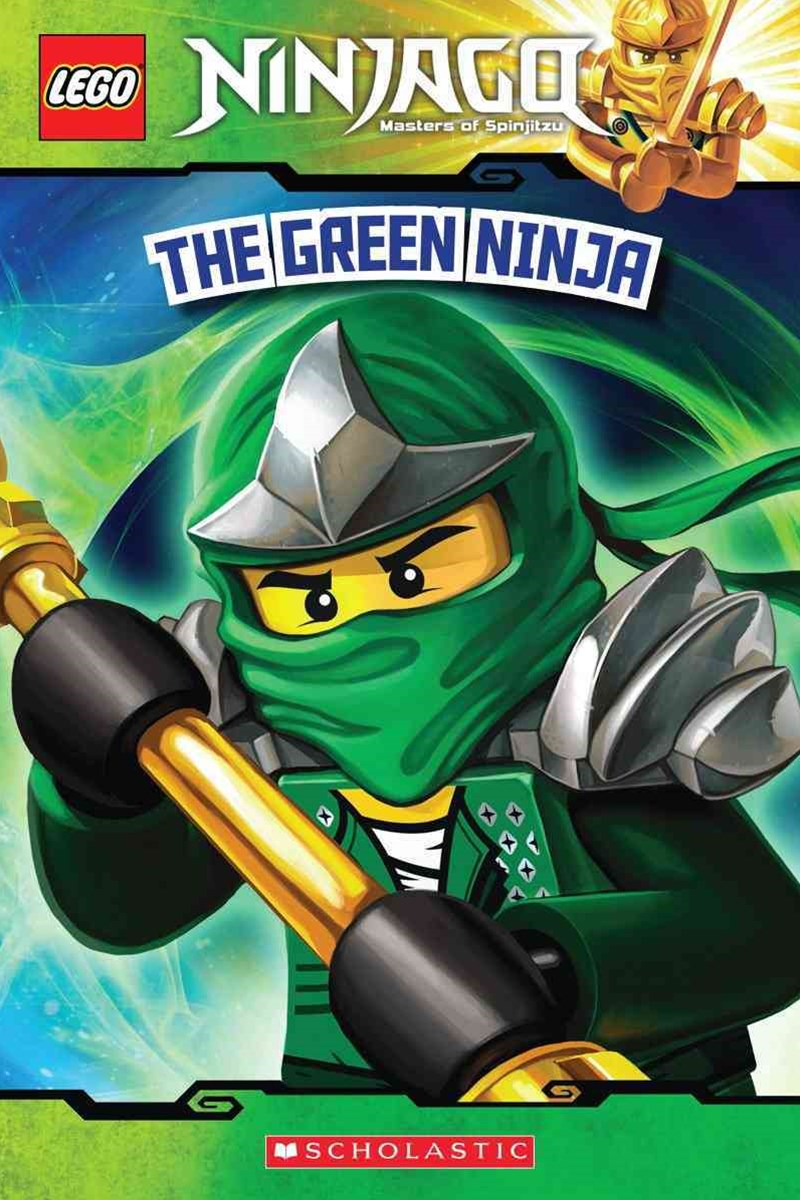 Lego Ninjago Reader: #7 Green Ninja No Level