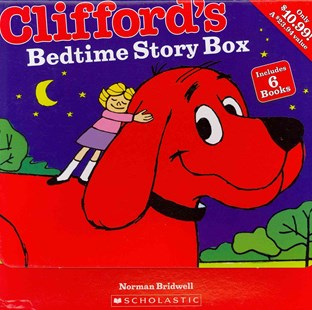 Clifford's Bedtime Story Box by Norman Bridwell (9780545615211) - PaperBack - Children's Fiction Intermediate (5-7)