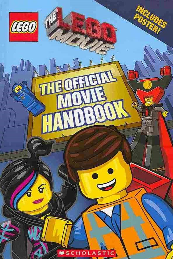 Lego Movie: Official Movie Handbook