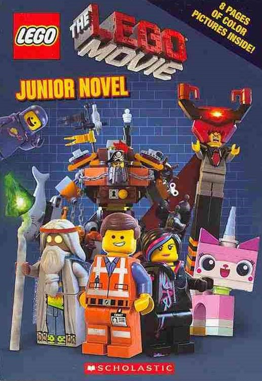 Lego Movie: Junior Novel