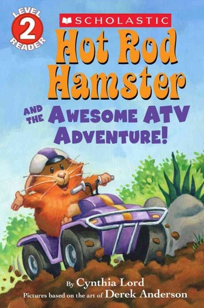 Hot Rod Hamster and the Awesome ATV Adventure!