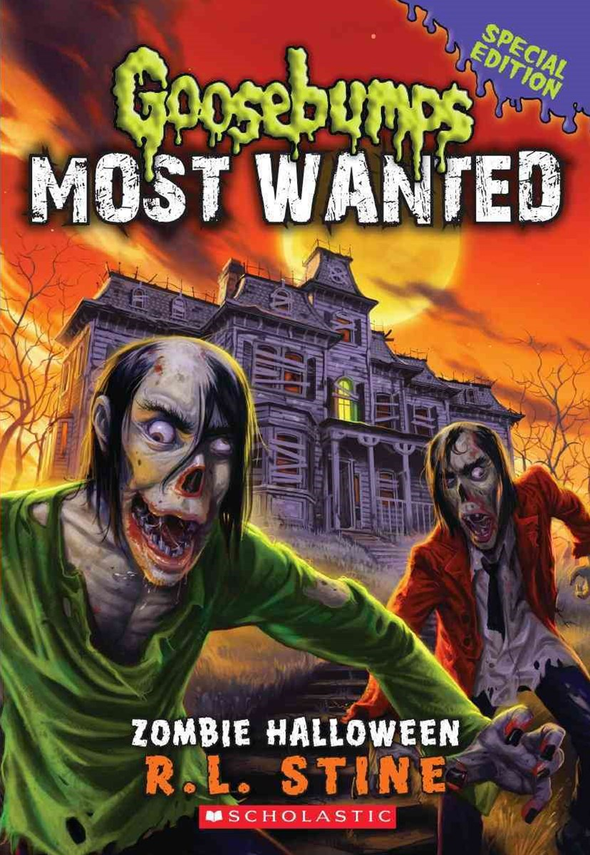 Goosebumps Most Wanted Special Edition: #1 Zombie Halloween