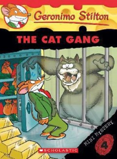 Geronimo Stilton: Mini Mystery: #4 Cat Gang