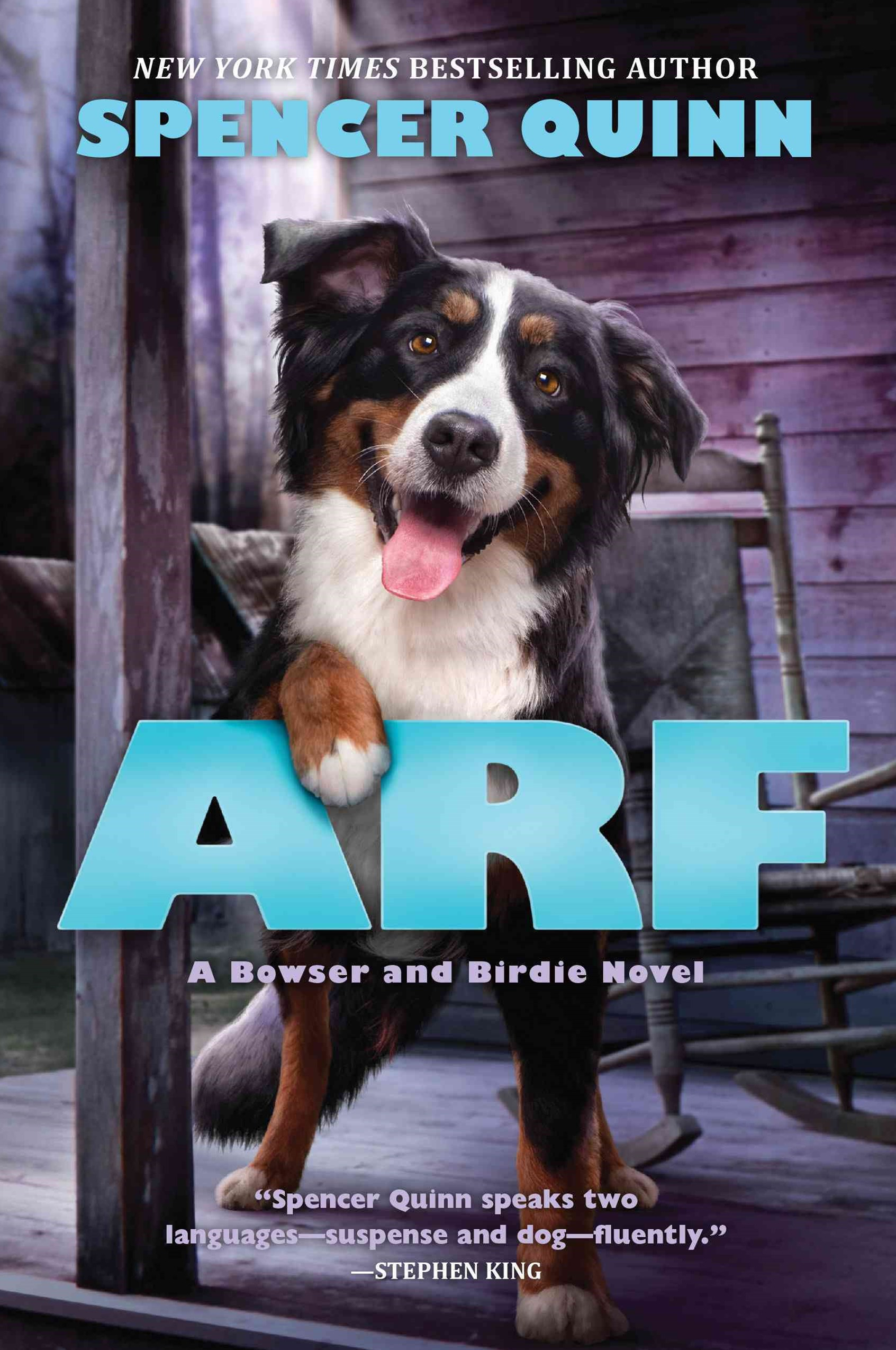 ARF - A Bowser and Birdie Novel