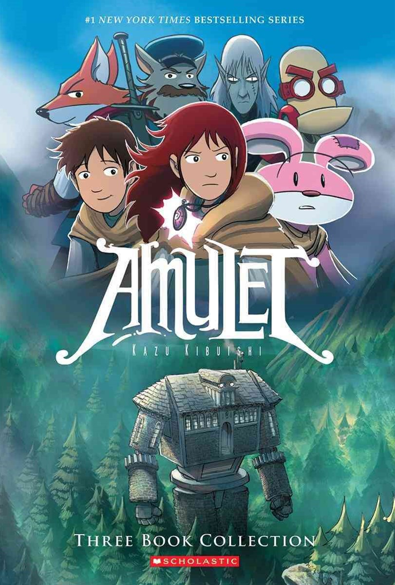 Amulet Boxed Set