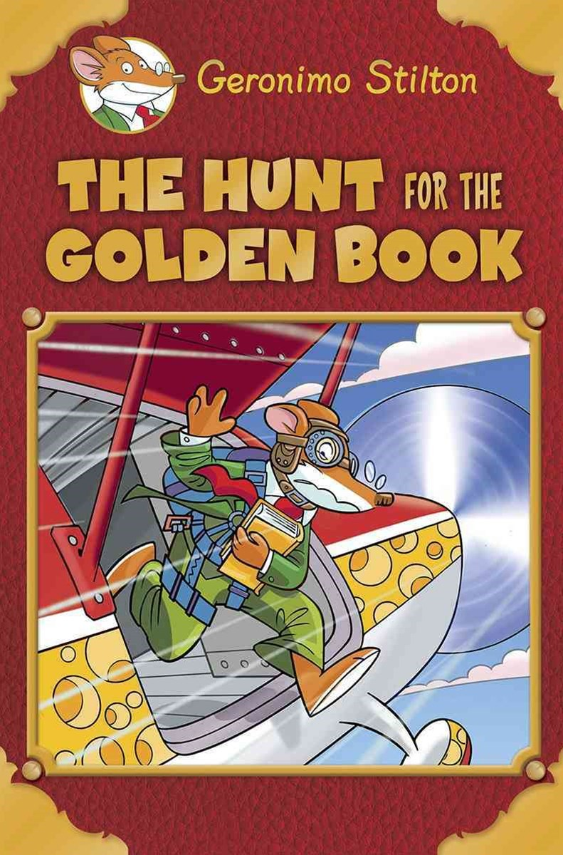 Geronimo Stilton: The Hunt for the Golden Book