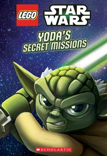 Lego Star Wars: #1 Yoda's Secret Mission Chapter Book No Level by Ace Landers, Ameet Studio (9780545657006) - PaperBack - Children's Fiction Intermediate (5-7)