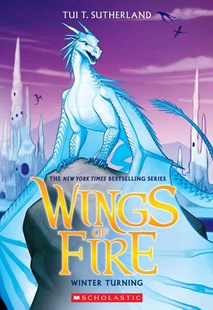 Wings of Fire #7: Winter Turning by Tui T. Sutherland (9780545685399) - PaperBack - Children's Fiction Older Readers (8-10)
