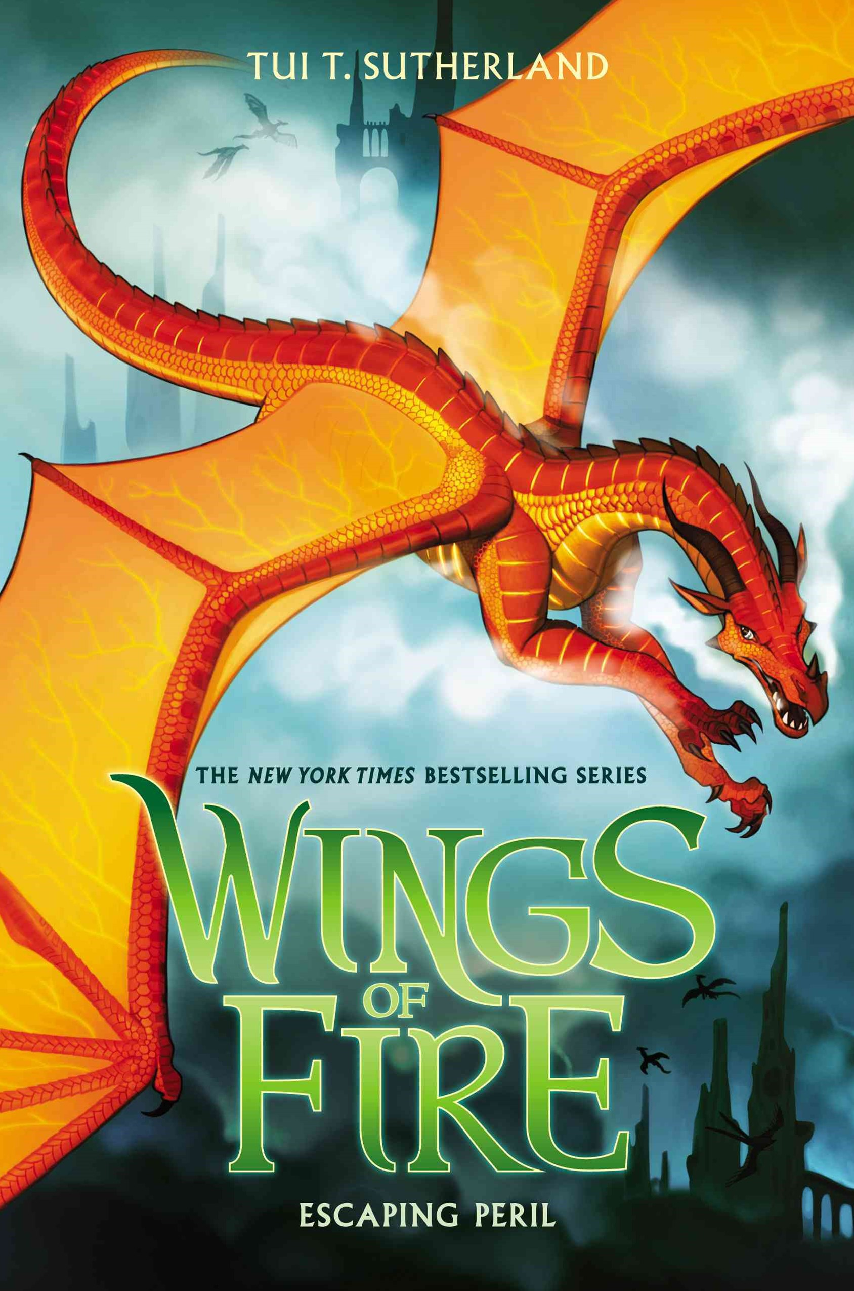 Winds of Fire: #8 Escaping Peril
