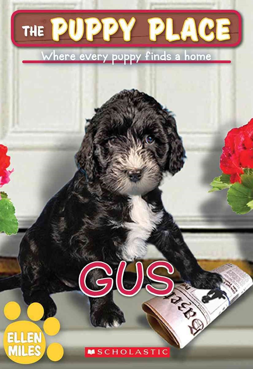 The Puppy Place #39: Gus