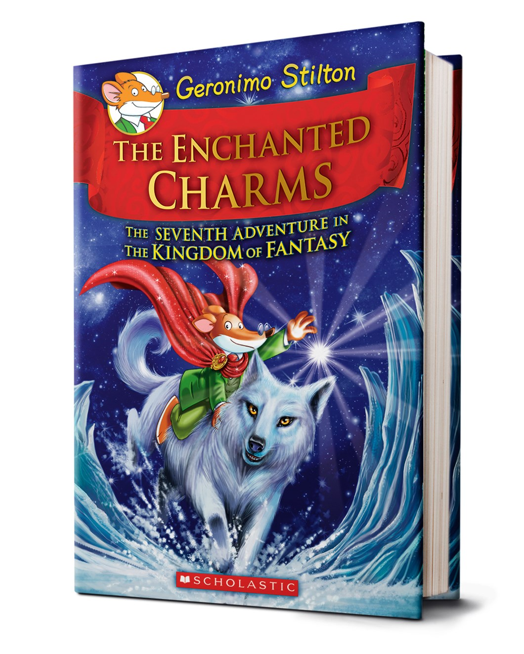 The Enchanted Charms (Geronimo Stilton and the Kingdom of Fantasy Book 7)