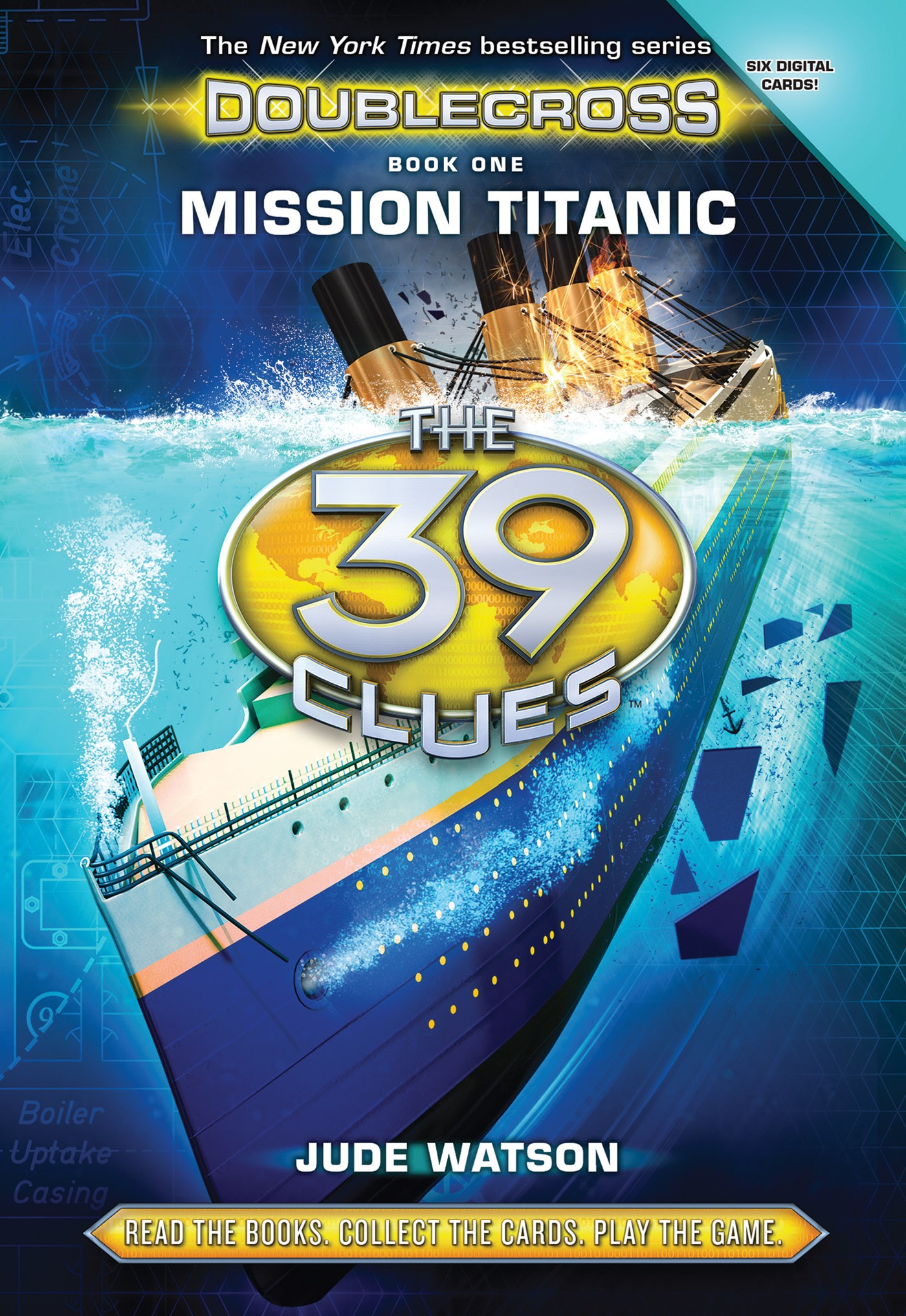 39 Clues Doublecross: #1 Mission Titanic