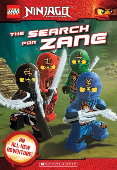 The Search for Zane