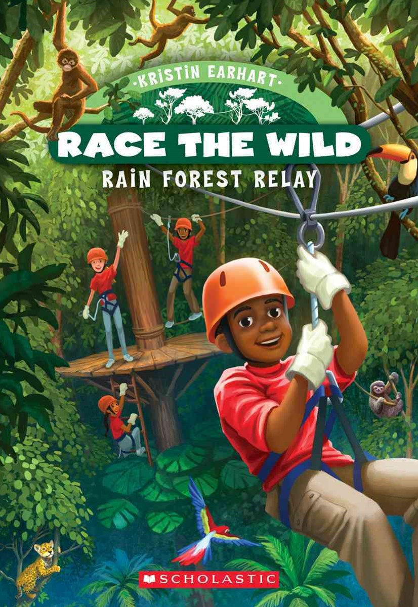 Race the Wild #1: Rain Forest Relay