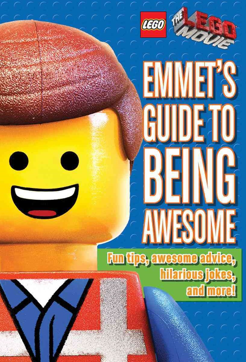 LEGO Movie: Emmet's Guide to Being Awesome