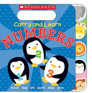 Carry and Learn Numbers by Scholastic Inc., Sarah G. Ward (9780545797900) - HardCover - Children's Fiction Intermediate (5-7)