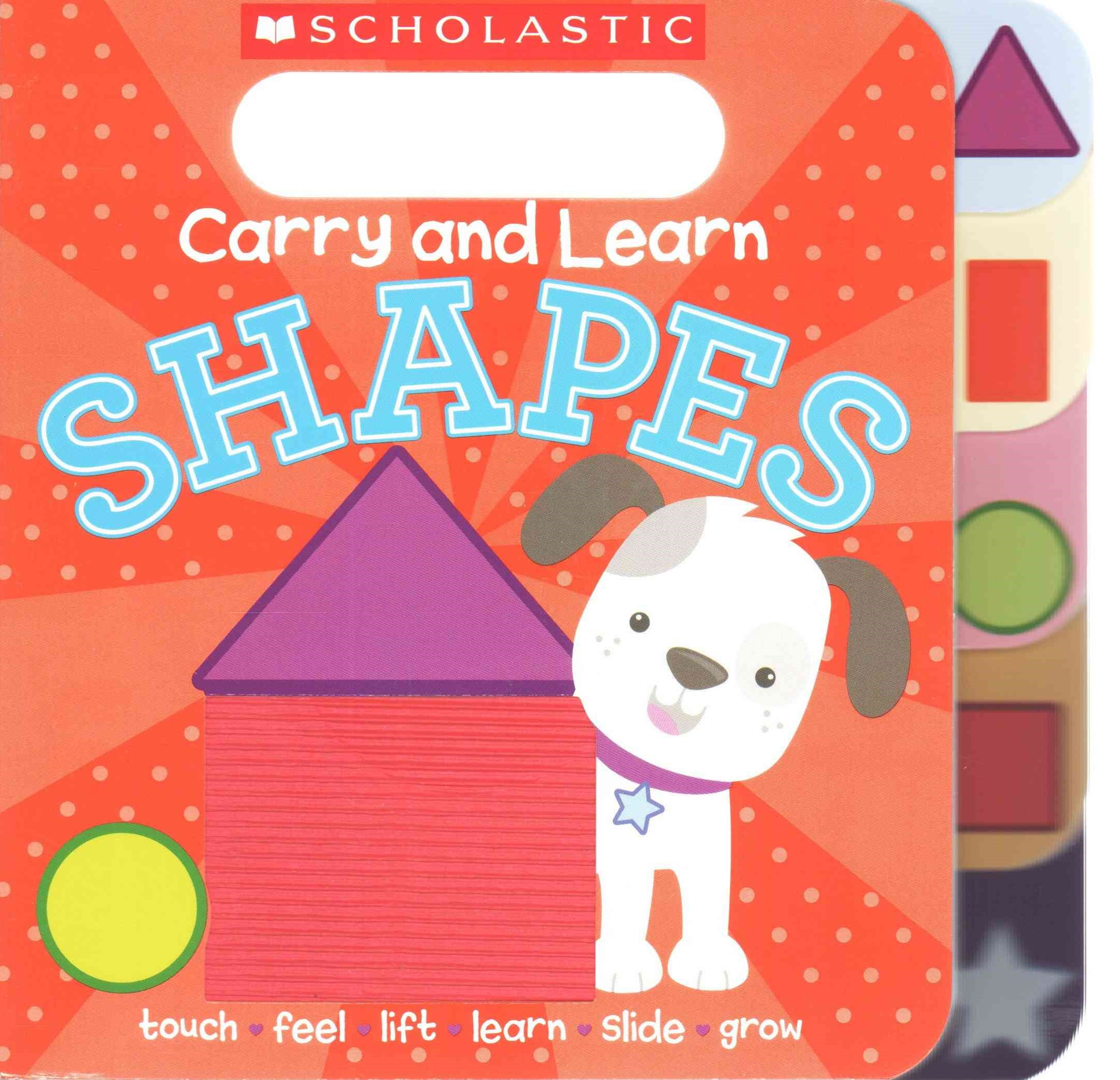 Carry and Learn Shapes