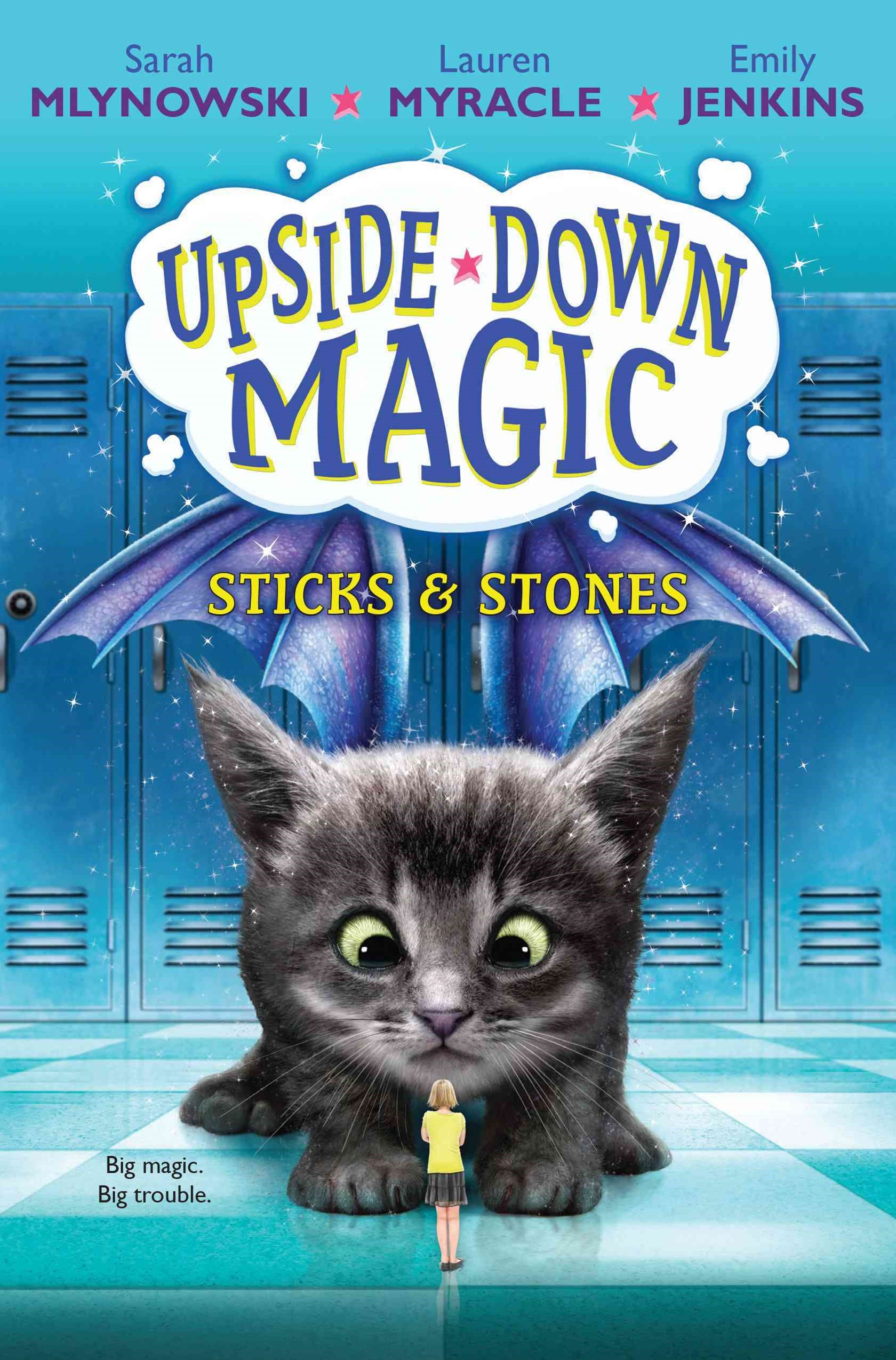 Upside-down Magic: Sticks & Stones