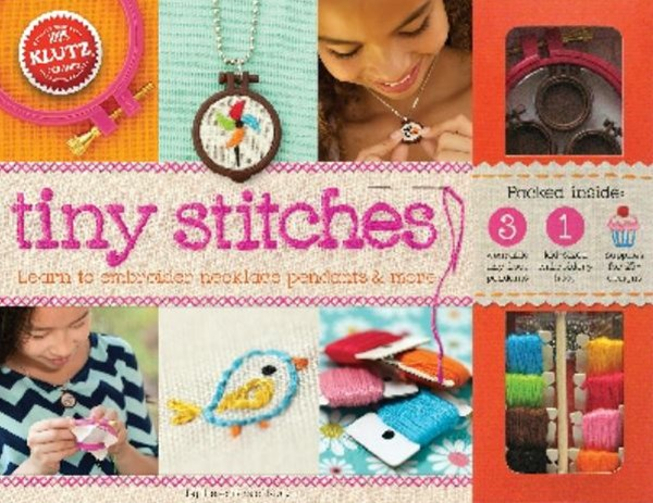Klutz: Tiny Stitches