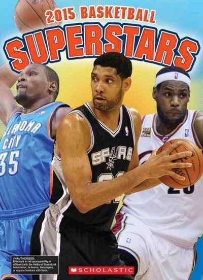 Basketball Superstars 2015