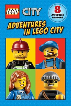 LEGO City: Adventures in LEGO City Boxed Set (2nd Edition)